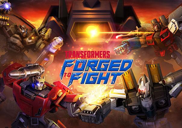 تحميل لعبة TRANSFORMERS: Forged to Fight مجانا للاندرويد