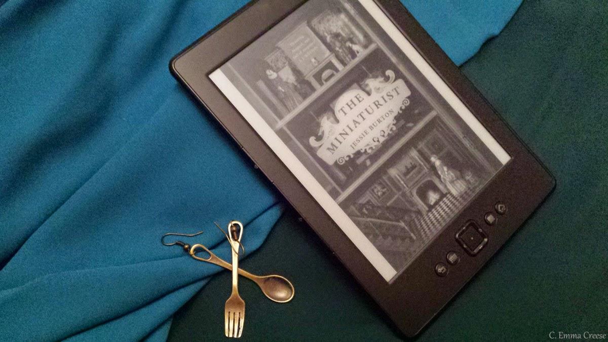 The Miniaturist, Jessie Burton