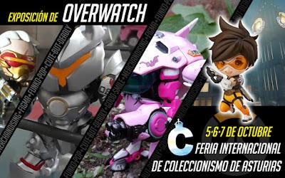 Exposición: Overwatch