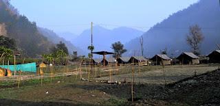 bagpacking camping- river rafting camping rishikesh; ganga riverrafting rishikesh- camping rishikesh-outdoor camping rishikesh