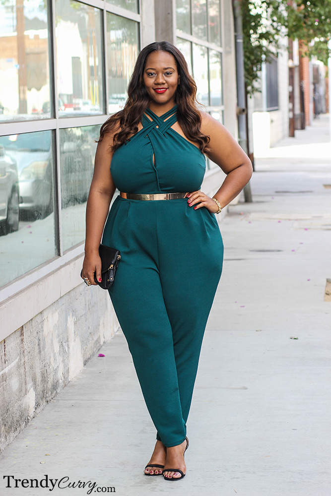 The Wild Side - Trendy Curvy | Simple summer outfits