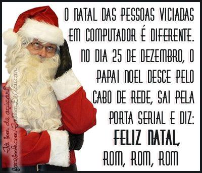 O Papai Noel Da Internet