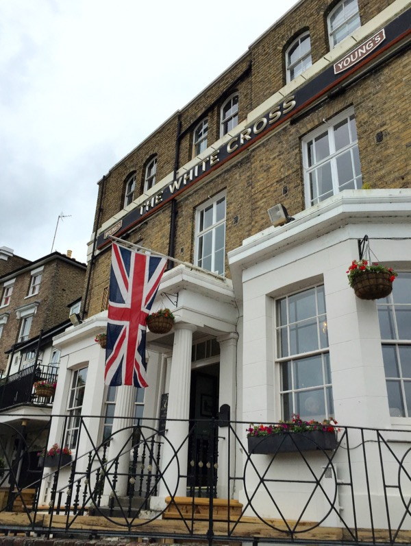 White Cross pub Richmond