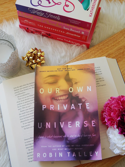 Our Own  Private Universe Book Review | sprinkledpages