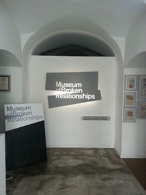 Dünyanın en tuhaf 10 müzesi parçalanmış ilişkiler müzesi