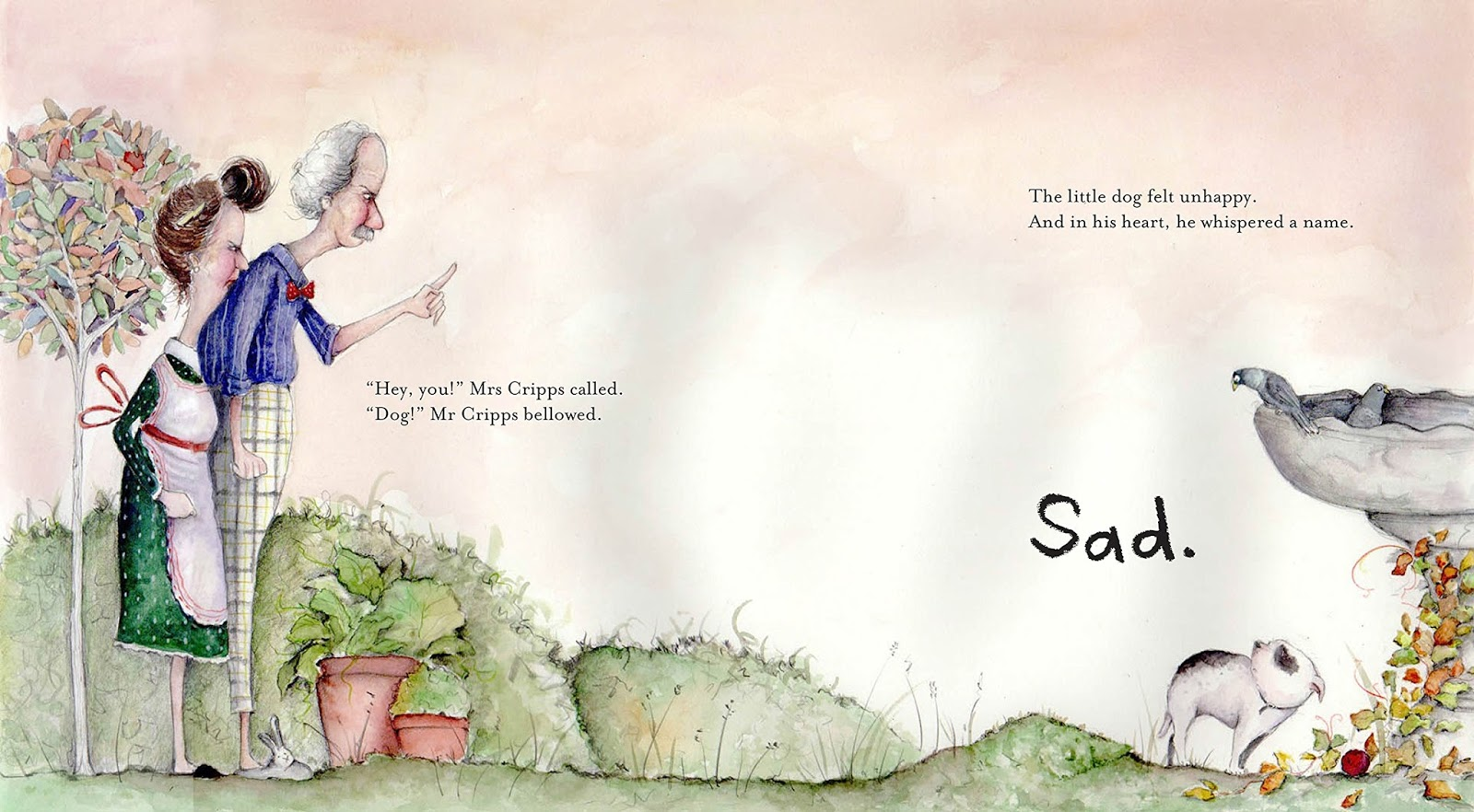 Kids' Book Review: Blog Tour: The Story Behind 'Sad, the Dog'