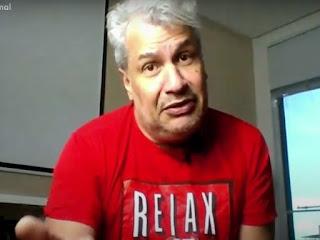 'Peguei coronavírus dentro de casa', conta Sikêra Jr. em participação ao vivo no 'Alerta Nacional'
