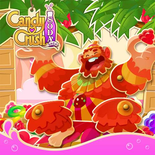 Candy Crush Soda Saga 726-745