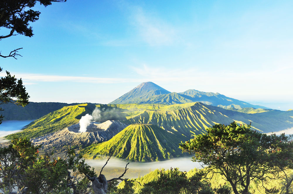 Mount Bromo Sunrise, Madakaripura Waterfall Tour Package