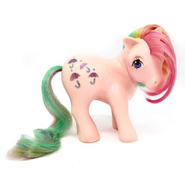 My Little Pony Parasol Year Two Rainbow Ponies I G1 Pony