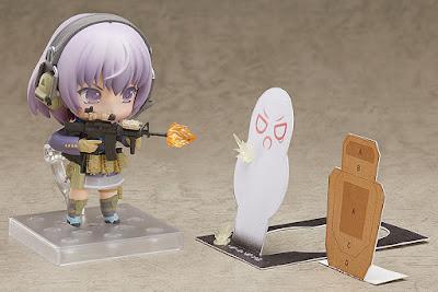 """Nendoroid Asato Miyo de """"Little Armory"""" - Tomytec"""