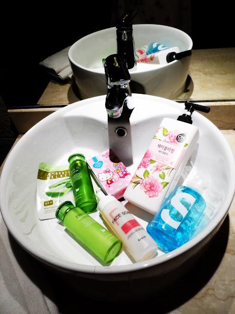 VISIT KOREA! Czyli co mnie zszokowało w Koreańskiej hotelowej łazience?