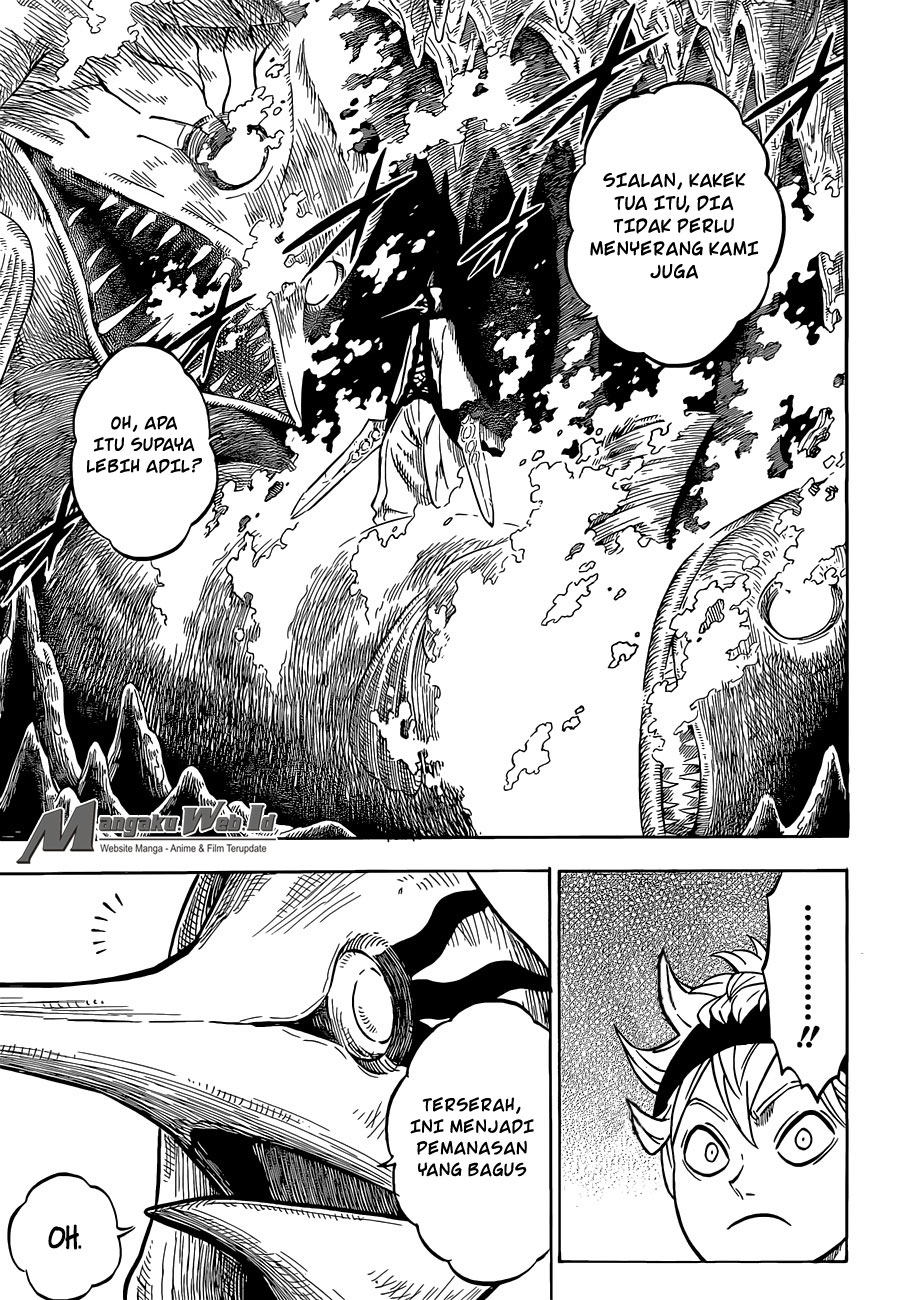 Manga Black Clover Chapter 61 Bahasa Indonesia