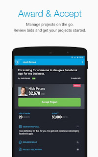 Download Freelancer® - Talent & Jobs for Android
