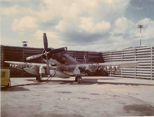 Боевой винтовой самолет США