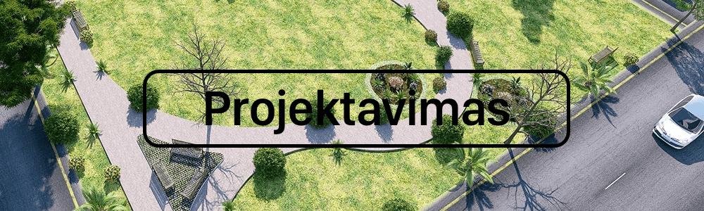 Gerbūvio projektai ir vizualizacijos
