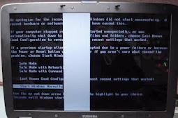 Cara Perbaiki Layar Monitor LCD Bergaris Pada Laptop Dengan Mudah Dan Praktis