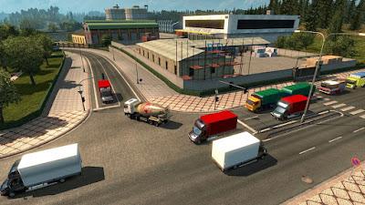 Mod Traffic Truck Indo