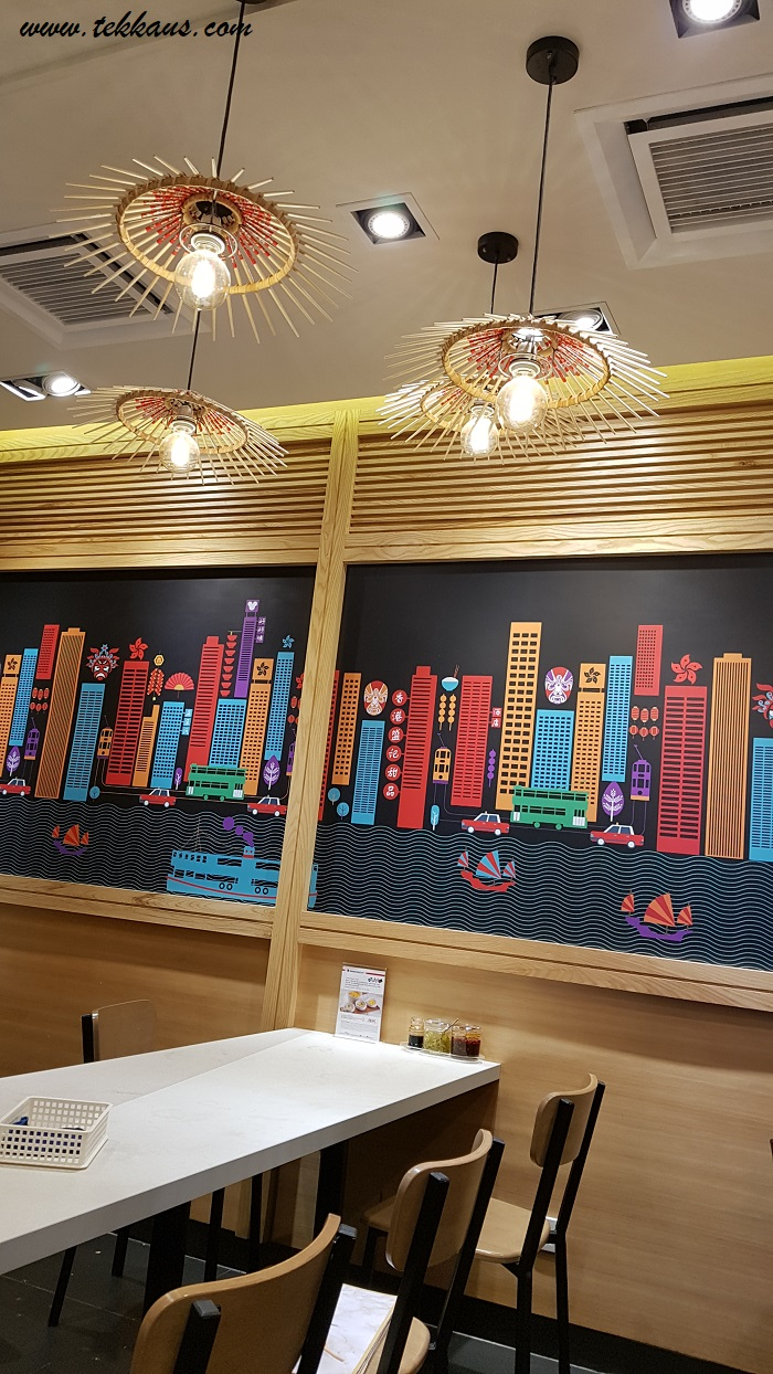 Interior Decorations Hong Kong Sheng Kee Dessert In Midvalley