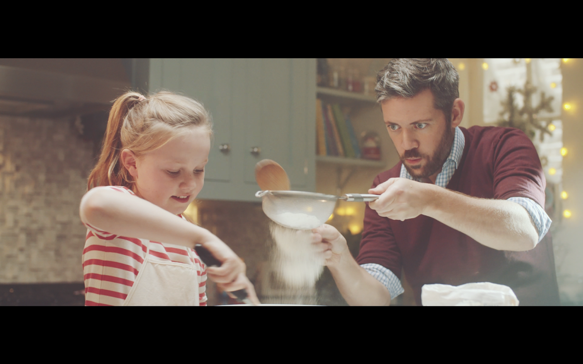 John Lewis of Hungerford 2015 Christmas Advert Brings The Spirit of the Season to Our Kitchens