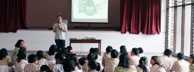Kegiatan Benih Peduli Indonesia BPI