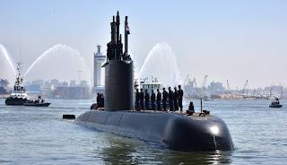 Kapal Selam Kelas Type 209/1400
