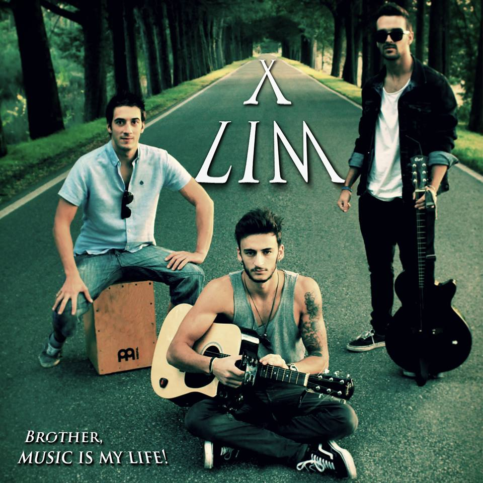 X-LIM's first album cover