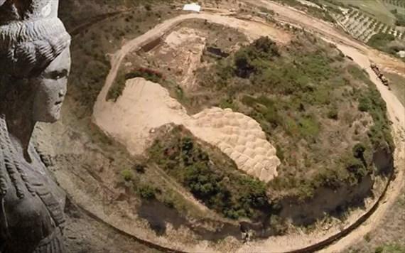 To ιερό μνημείο του Καστά Αμφιπόλεως στην Συνάντηση για το Αρχαιολογικό έργο σε Μακεδονία και Θράκη 2017