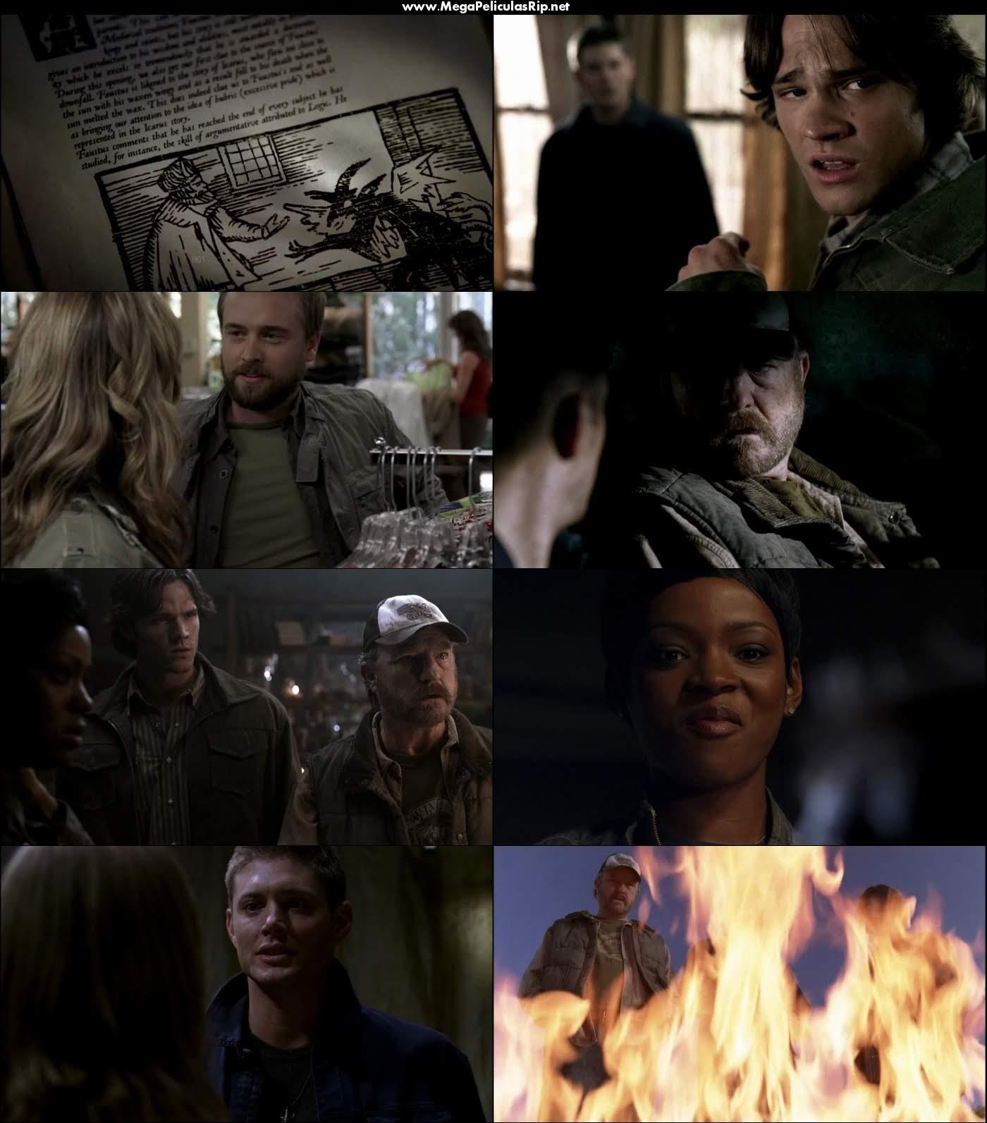 Supernatural Temporada 3 720p Latino