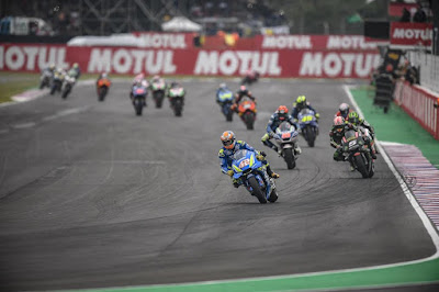 Alex Rins - MotoGP Argentina 2018