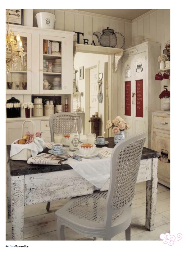 Shabby  Country Life Romantic e French Style