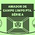 #Rodada9 – Série A do Amador Campo Limpo: Definido o primeiro classificado aos playoffs