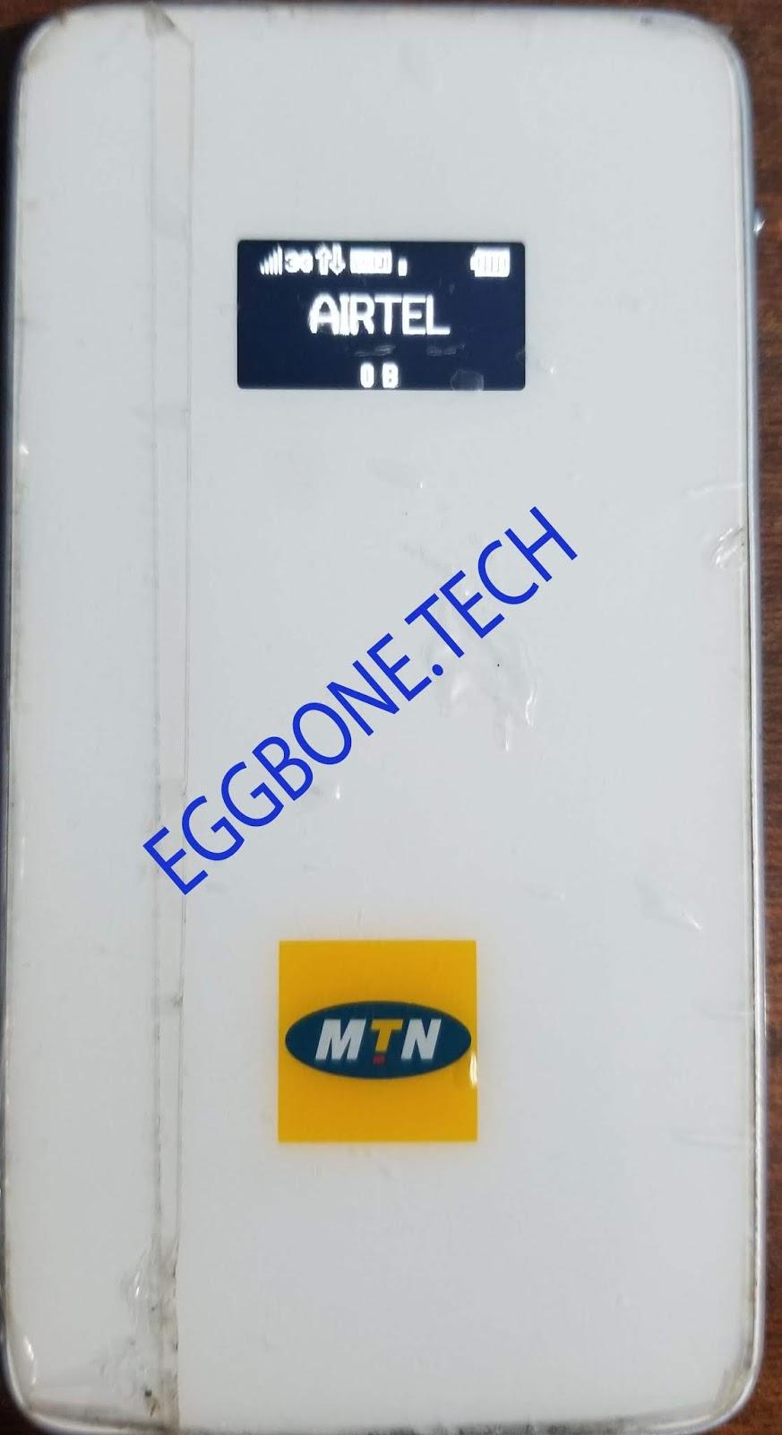 Unlock MTN Huawei E5578S-932 from Cote dIvoire - EGGBONE UNLOCKING