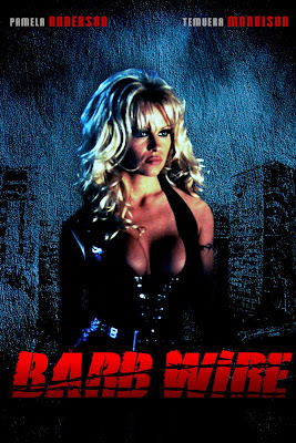 Poster Of Barb Wire (1996) Full Movie Hindi Dubbed Free Download Watch Online At worldfree4u.com