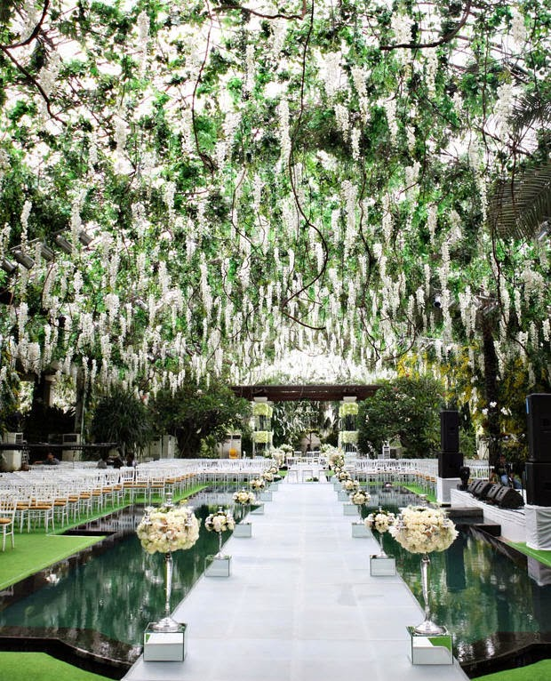 Unique Garden Wedding Ideas