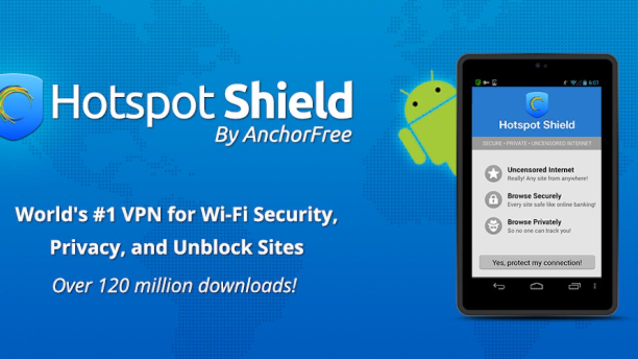 hotspot shield apk pro mod