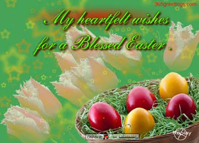 Easter wishes 2017