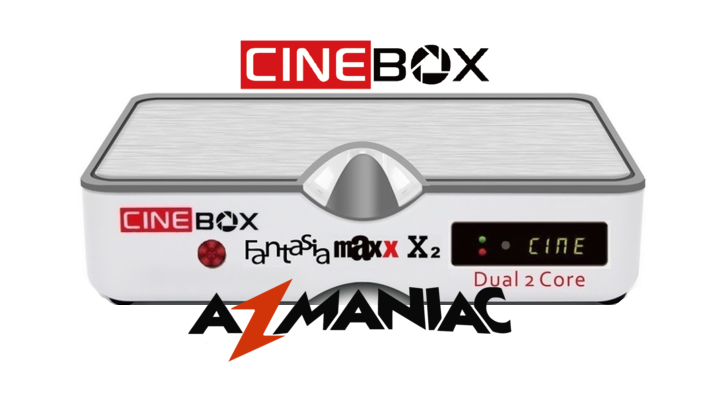 Cinebox Fantasia Maxx X2