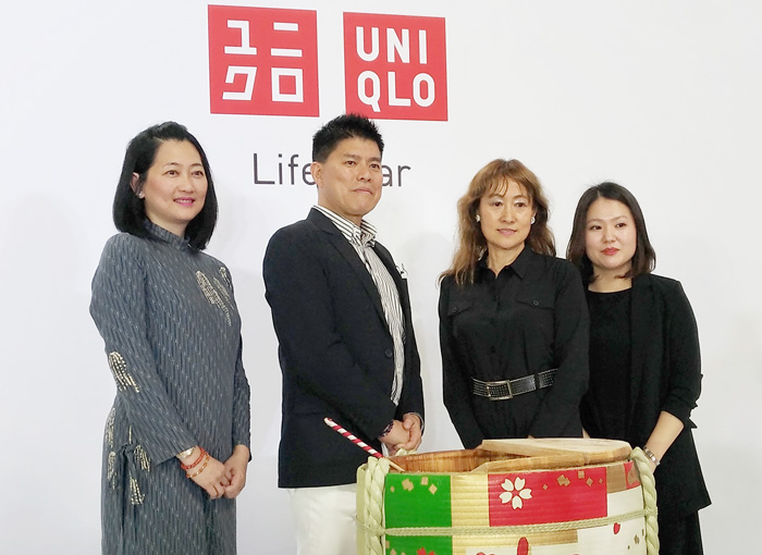 Uniqlo In Davao: Bloggers, Media and VIP Event