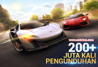 Asphalt 8: Airborne MOD APK + Data v2.6.1a Unlimited Money Terbaru