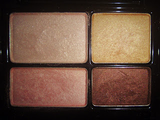revlon quad shadow
