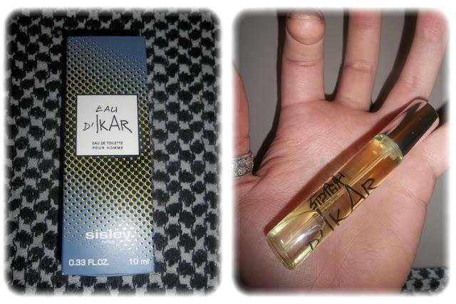 Eau de Toilette Eau d'Ikar pour Homme - Sisley - Glossybox Men Avril 2012