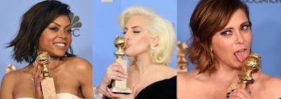 Taraji P. Henson, Lady Gaga y Rachel Bloom