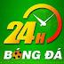 App Xem Thông Tin Bóng đá 24h cho Android