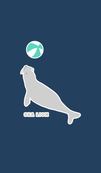 Seal,Otter