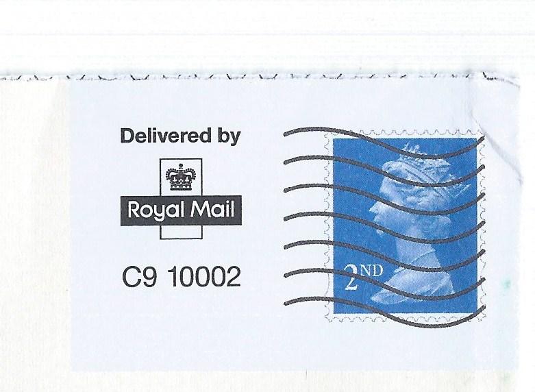 Royal Mail Mailshot