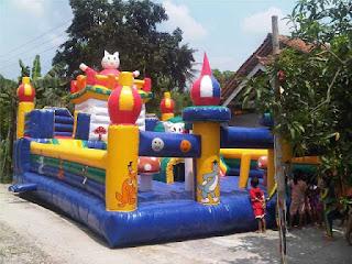 wahanaballoon memproduksi,menyewakan dan menjual aneka rumah balon