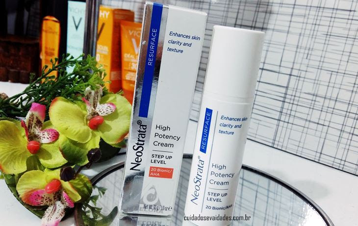 Neostrata High Potency Cream Antiidade