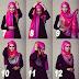 Tutorial Hijab Pashmina Sutra