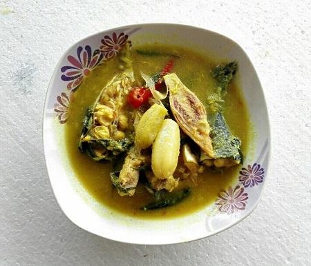 Resepi Tempoyak Ikan Patin + Belimbing Buluh